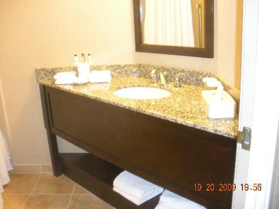 Embassy Suites by Hilton Birmingham: bathroom