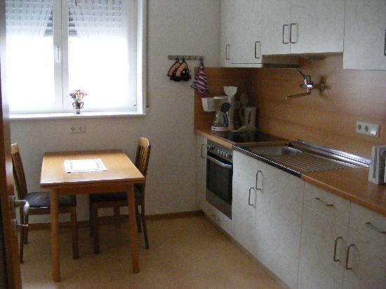 Weinhof St. Barbara: Kitchen