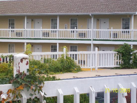Honeysuckle Inn and Conference Center: Hotel