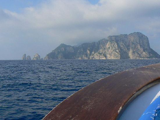 Cassiopea: Approaching Capri