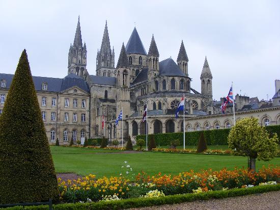Eglise Saint Étienne Abbaye aux Hommes, Caen, Basse-Normandie, Normandy, France