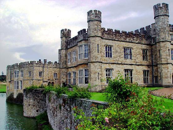 Лидс, UK: Leeds Castle