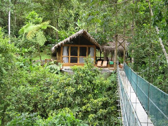 Pacuare Lodge : Honeymoon Bungalow
