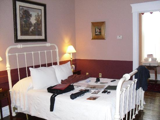 Frederick House Hotel: My Room