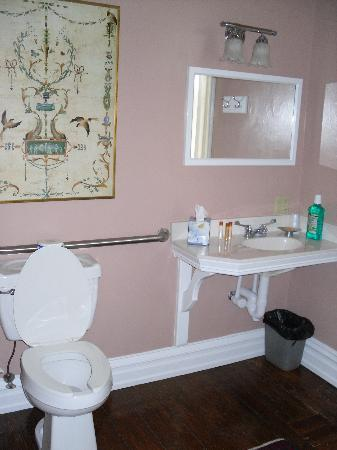 Frederick House: My Bathroom