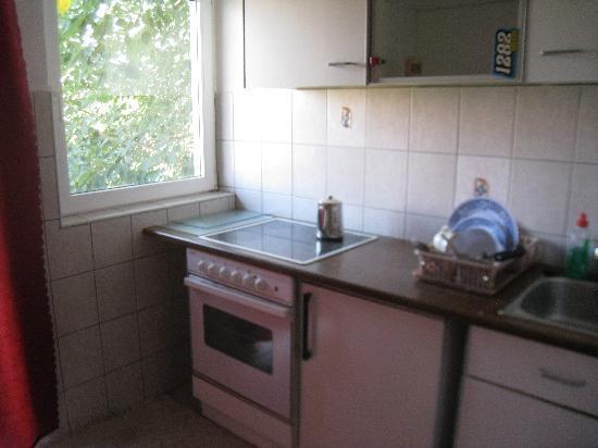 Pansion Aldi Mostar: Kitchen