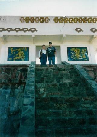 Cultural Center of Ensenada: Archeological Gardens