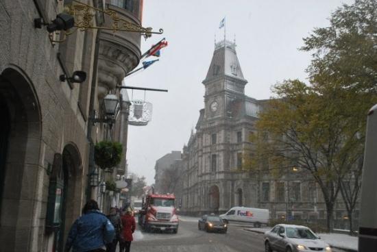 Ciudad de Quebec, Canadá: Quebec City