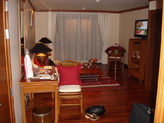 Santiburi Beach Resort & Spa : Duplex suite