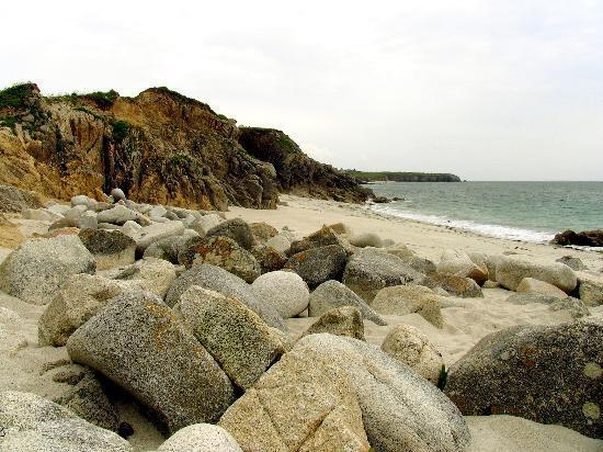 Camping Les Abers : an der Küste --