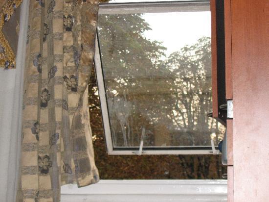 Warwick House: ventana
