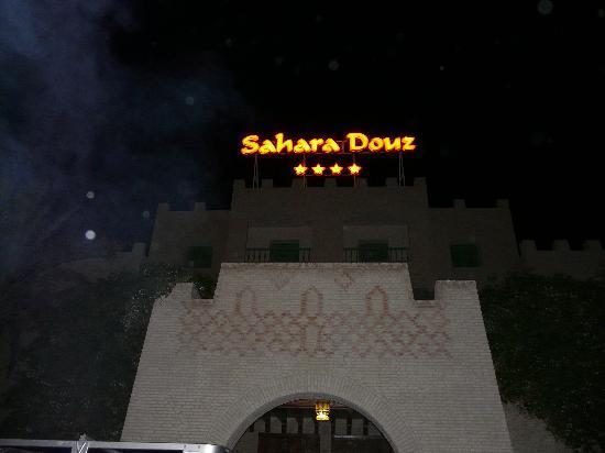 Hotel Sahara Douz: l'hotel du désert