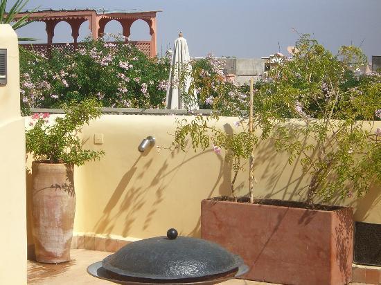 Maison MK: Top terrace