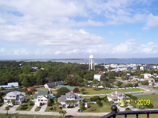 Dunes Inn & Suites: View from atop the Lighthouse