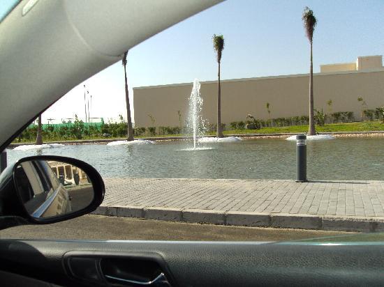 Jaz Aquamarine: hotel outside