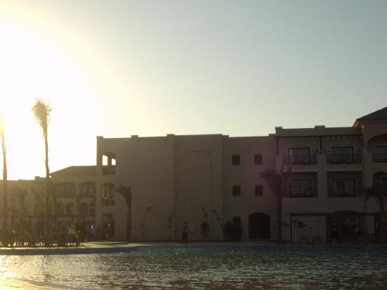 Jaz Aquamarine : hotel