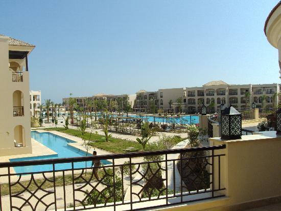 Jaz Aquamarine: hotel