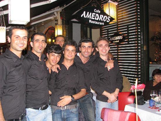 Amedros Cafe & Restaurant照片
