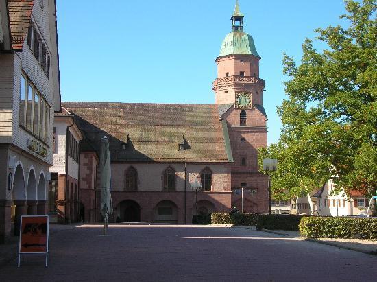 Evang. Stadtkirche Freudenstadt