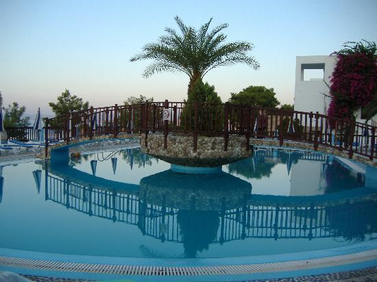 Karpathios Studios: the pool