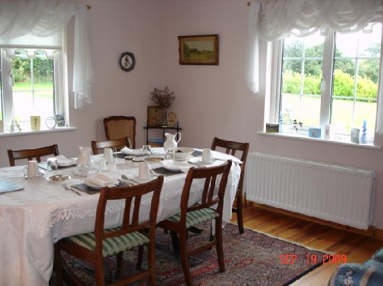 Oakfield Guest House: Delicious Breakfast