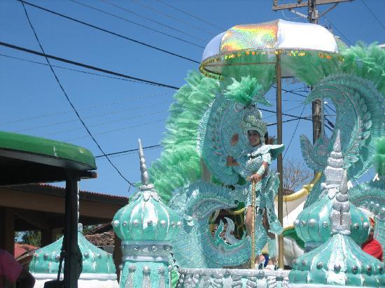 Hostal Doña Maria: carnaval