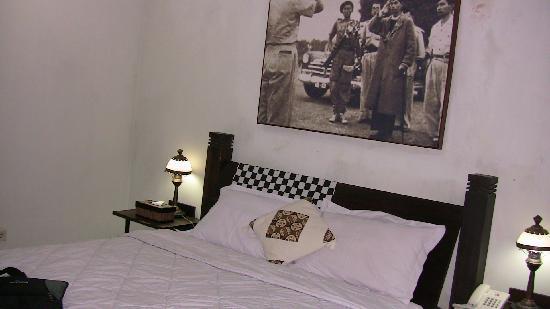 Rumah Palagan Yogyakarta : room