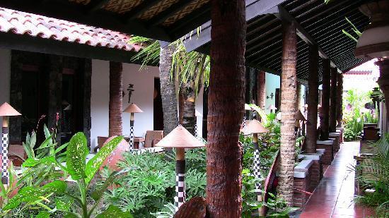 Rumah Palagan Yogyakarta : outside
