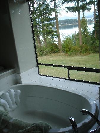 Belhaven B&B : Sehr schönes Badezimmer