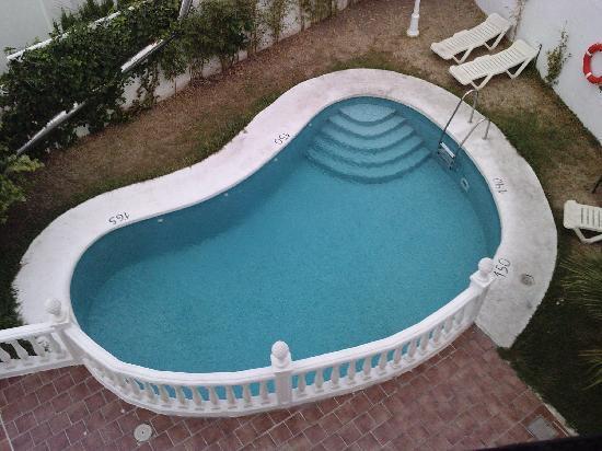 Hotel Betania: view