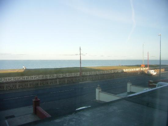 Brioni Hotel: Sea view