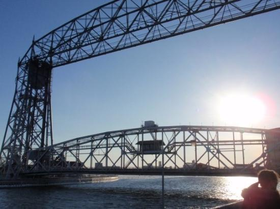 The Famous Aerial Lift Bridge In Duluth Mn Picture Of Aerial