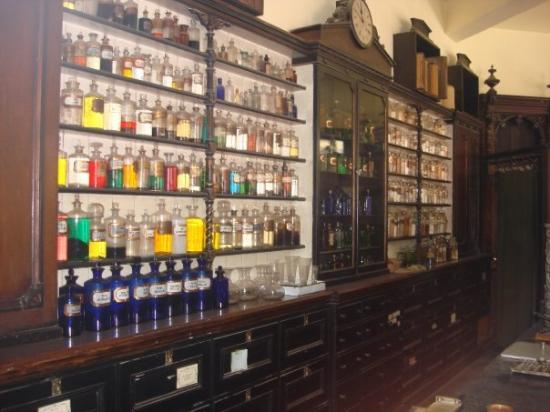 Chemist Is Blist Hill Victorian Village Picture Of