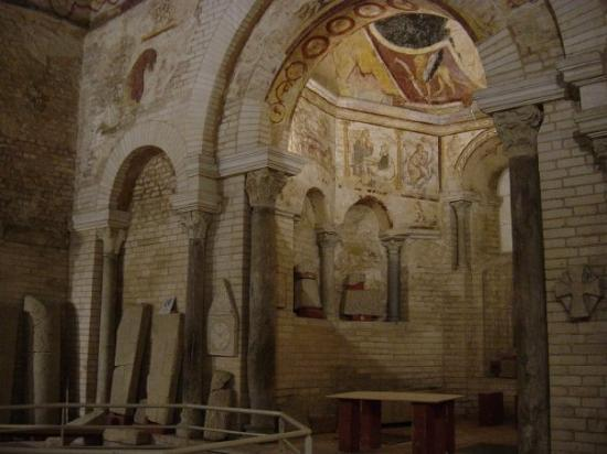 Poitiers  Baptist U00e8re Saint Jean