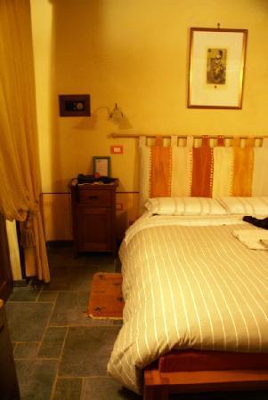 Convento di Agghielli : camera2