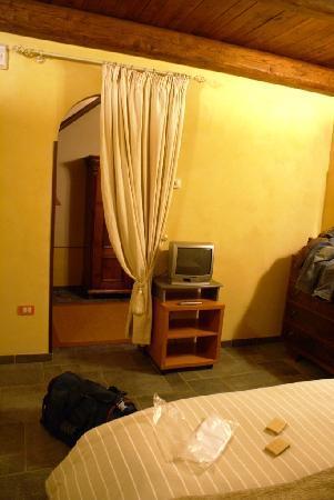 Pompagnano, Italie : camera6