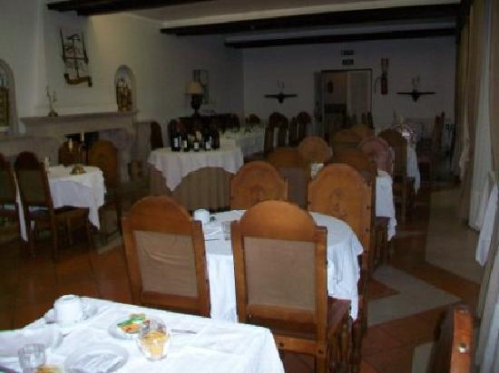 Estalagem Santa Iria: breakfast room