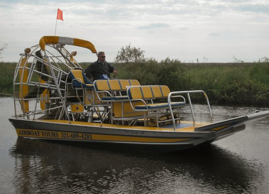 ‪Aquatic Adventures Airboat Tours‬