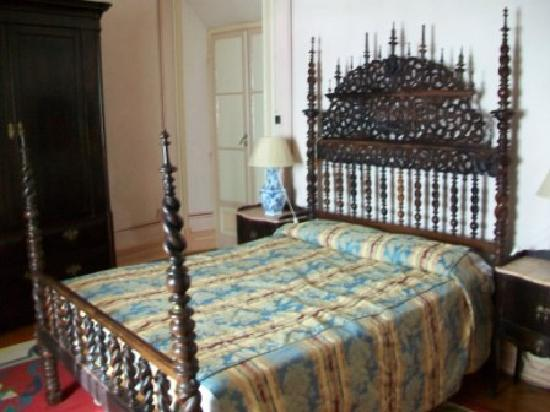Casa De Sao Tiago: Honeymoon suite