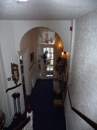 Audley House: foyer