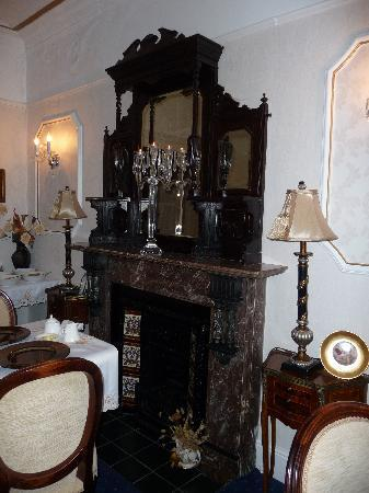 Audley House : dining room