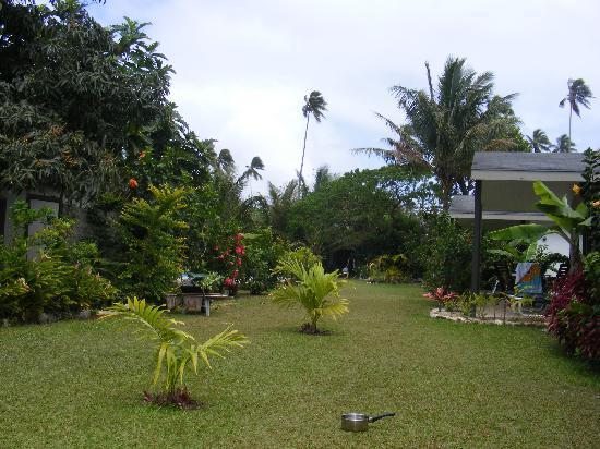 Muri Beach Resort Garden Villa