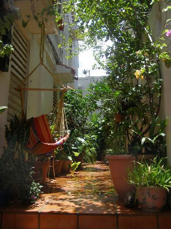 Posada Colonial: beautiful area to stay