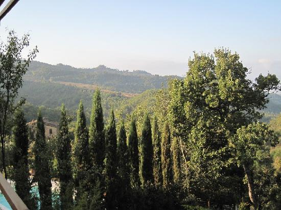Torre di Moravola: A view from the patio
