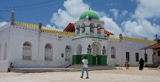 Lamu Island, Kenya: Riyadha Mosque