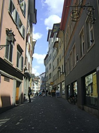 Zurique, Suíça: Zurich, Switzerland
