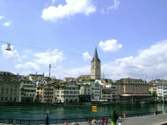 How To Get From Zurich Airport To Zurich Marriott Hotel