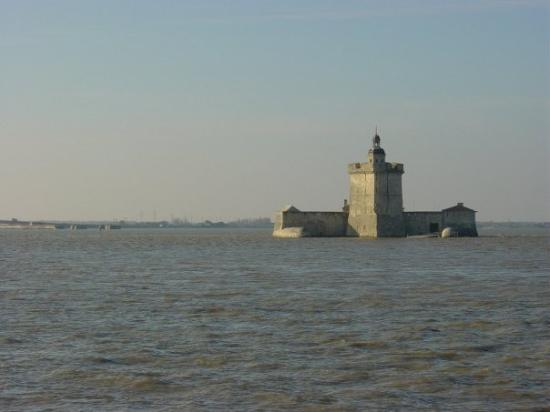 Île d'Oléron, France : Fort Louvois