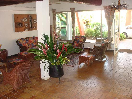 Hotel Santo : Lobby