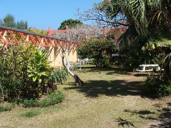 Hotel Santo : From the garden